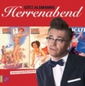 Götz Alsmann – Herrenabend (Liveprogramm, CD) – Kurzrezension