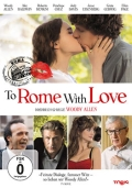 To Rome With Love (Film, DVD/BluRay)