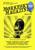 Mørkeskye Magazine #14: Weird kinds of rocks, stones and doomed Metal