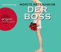 Moritz Netenjakob – Der Boss (Hörbuch, Autorenlesung)