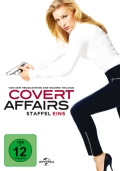 Covert Affairs – Staffel 1 (Serie, 3DVD)