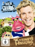 Sascha Grammel – Keine Anhung (Comedy-Liveprogramm, 2DVD/Blu-Ray)