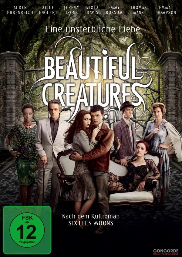 Beautiful Creatures – Eine unsterbliche Liebe (Spielfilm, DVD/Blu-Ray)