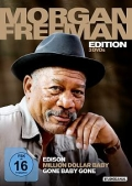 Morgan Freeman Edition (Spielfilme, 3DVD-Box)