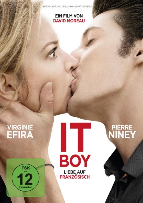 It Boy – Liebe auf Französisch (Spielfilm, DVD/Blu-Ray)