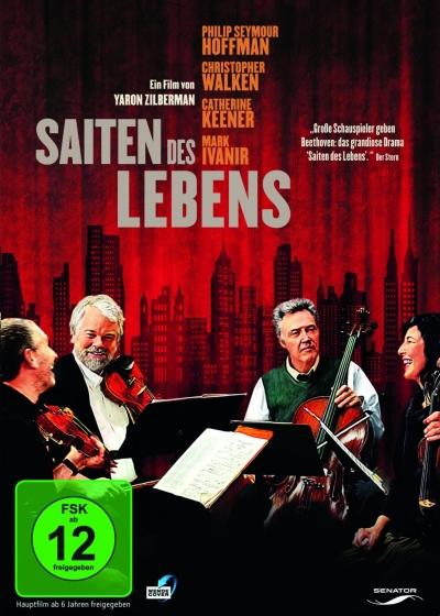 Saiten des Lebens (Spielfilm, DVD/Blu-Ray)