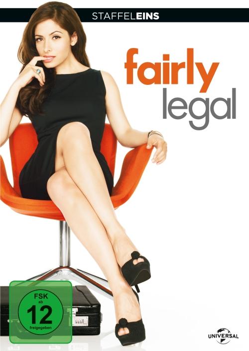 Fairly Legal – Staffel 1 (TV-Serie, 3DVD)