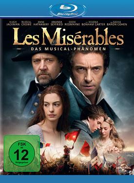 Les Misérables (Spielfilm, DVD/Blu-Ray)