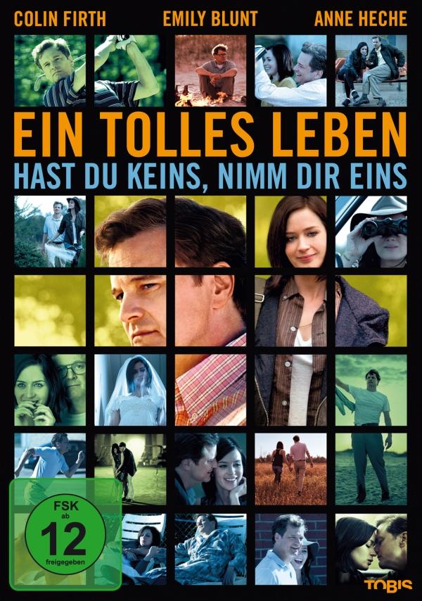 Ein tolles Leben – Hast du keins, nimm dir eins (Spielfilm, DVD/Blu-Ray)