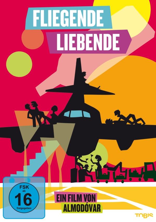 Fliegende Liebende (Spielfilm, DVD/Blu-Ray)