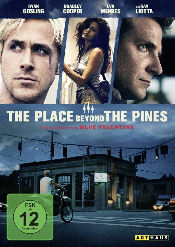 The Place Beyond The Pines (Spielfilm, DVD/Blu-Ray)