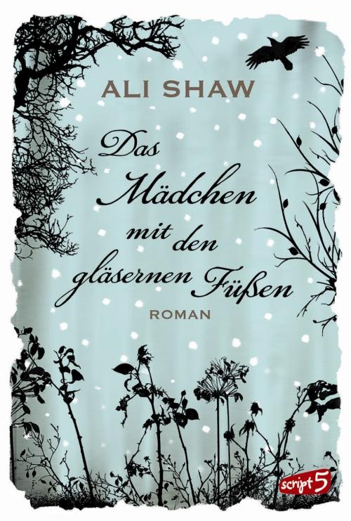 Ali Shaw – Das Mädchen mit den gläsernen Füßen (Buch)