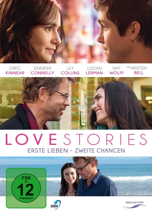 Love Stories – Erste Lieben, zweite Chancen (Spielfilm, DVD/Blu-Ray)
