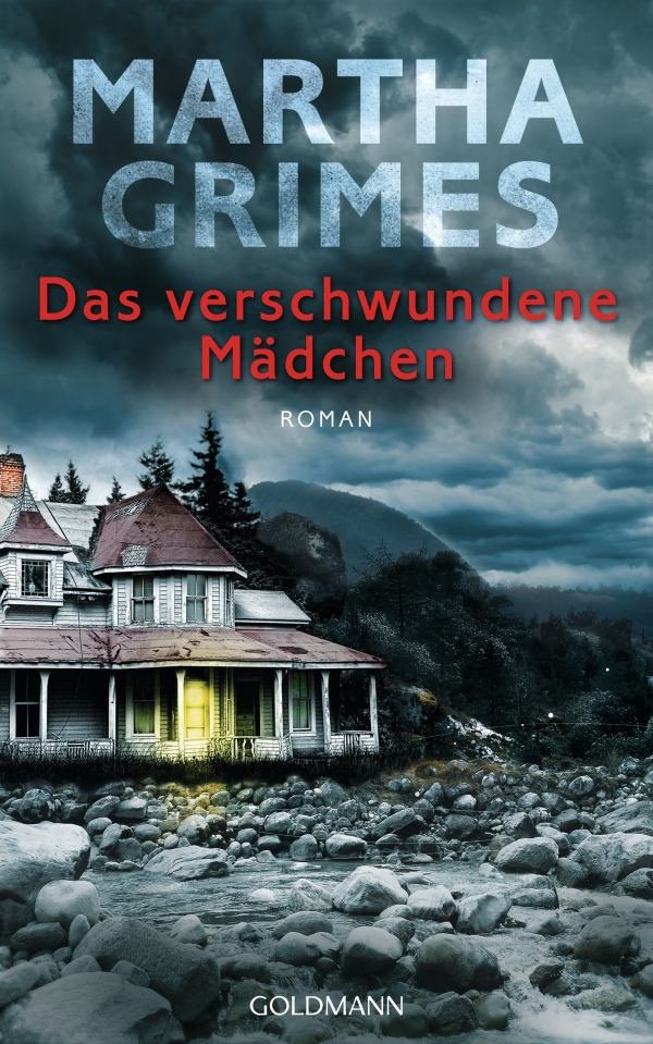 Martha Grimes – Das verschwundene Mädchen (Buch)