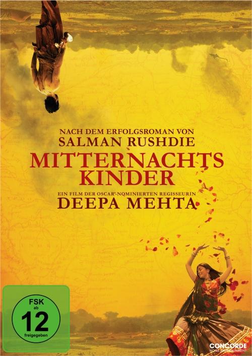 Mitternachtskinder (Spielfilm, DVD)
