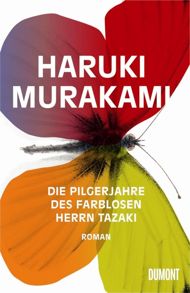 Haruki Murakami – Die Pilgerjahre des farblosen Herrn Tazaki (Buch)