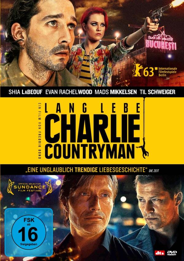 Lang lebe Charlie Countryman (Spielfilm, DVD/Blu-Ray)