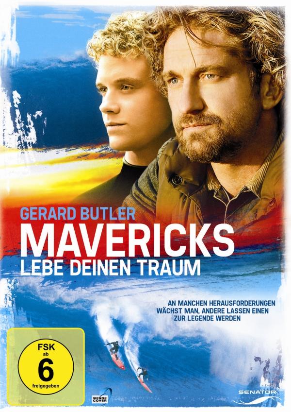 Mavericks – Lebe deinen Traum (Spielfilm, DVD/Blu-Ray)