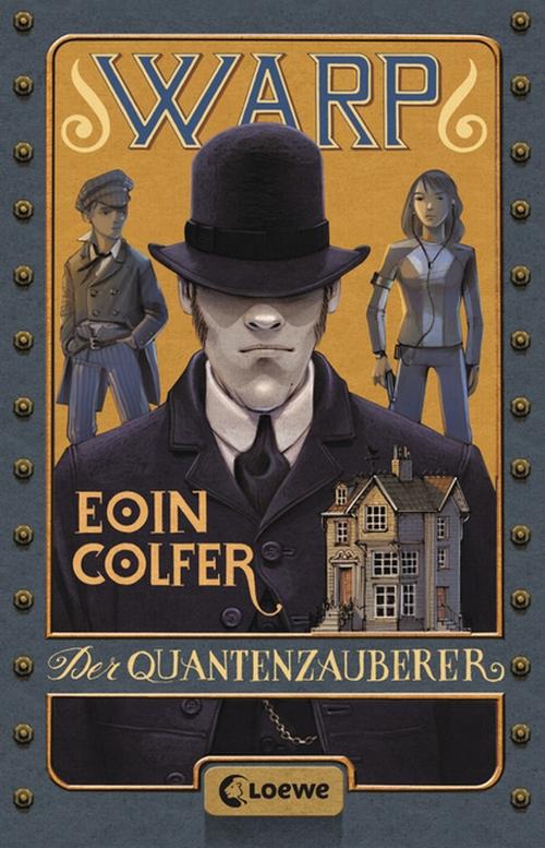 Eoin Colfer – Der Quantenzauberer (Buch)