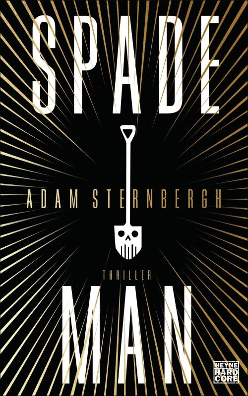 Adam Sternbergh – Spademan (Buch und Hörbuch, gelesen von Christoph Maria Herbst)