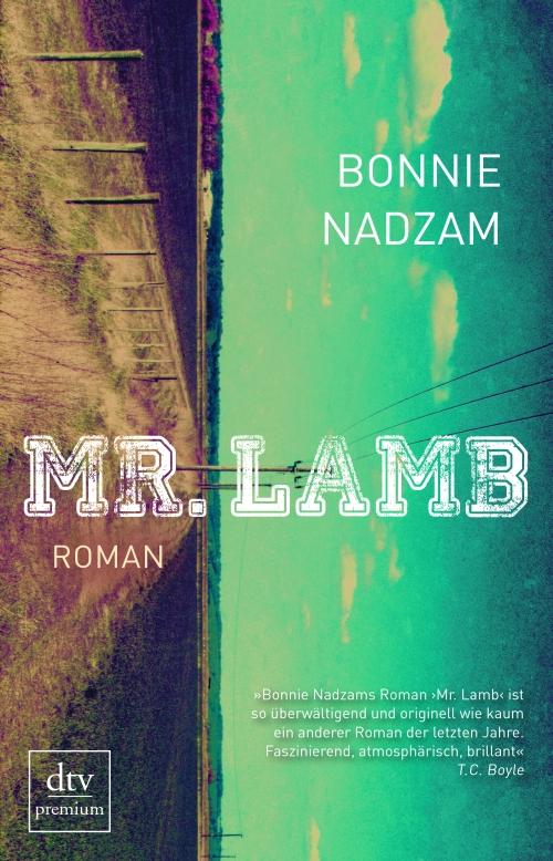 Bonnie Nadzam – Mr. Lamb (Buch)