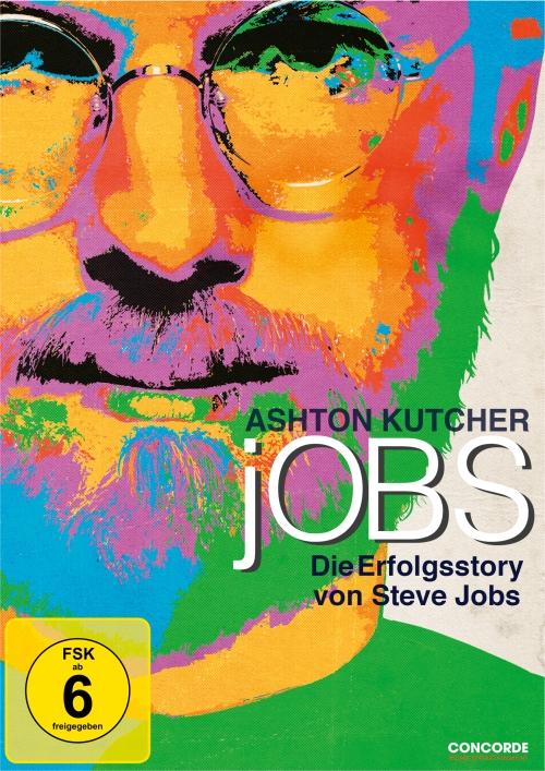 jOBS – Die Erfolgsstory von Steve Jobs (Spielfilm, DVD/BluRay)