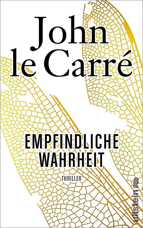 John le Carré – Empfindliche Wahrheit (Buch)