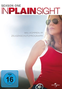 In Plain Sight (Staffel 1, 3DVD & Staffel 2, 4DVD)