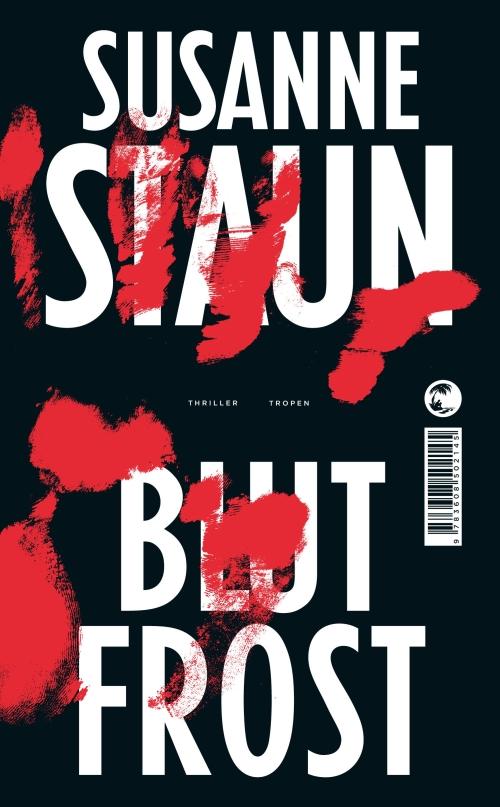 Susanne Staun – Blutfrost (Buch)