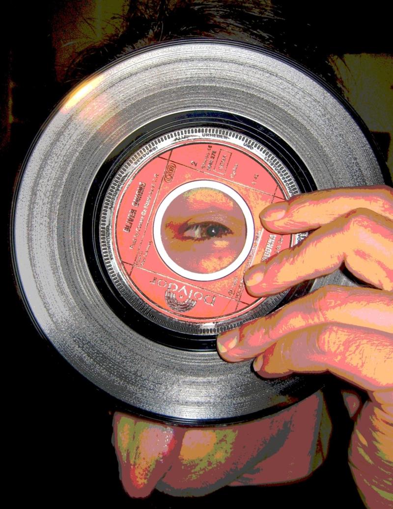 Der Vinyl-Terrorist: Ouvertüre