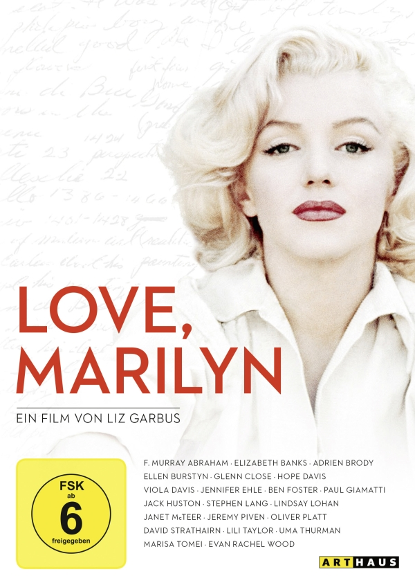 Love, Marilyn (Dokumentation, DVD/Blu-Ray)