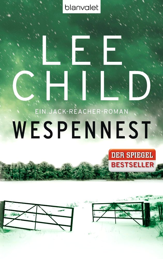 Lee Child – Wespennest (Buch)