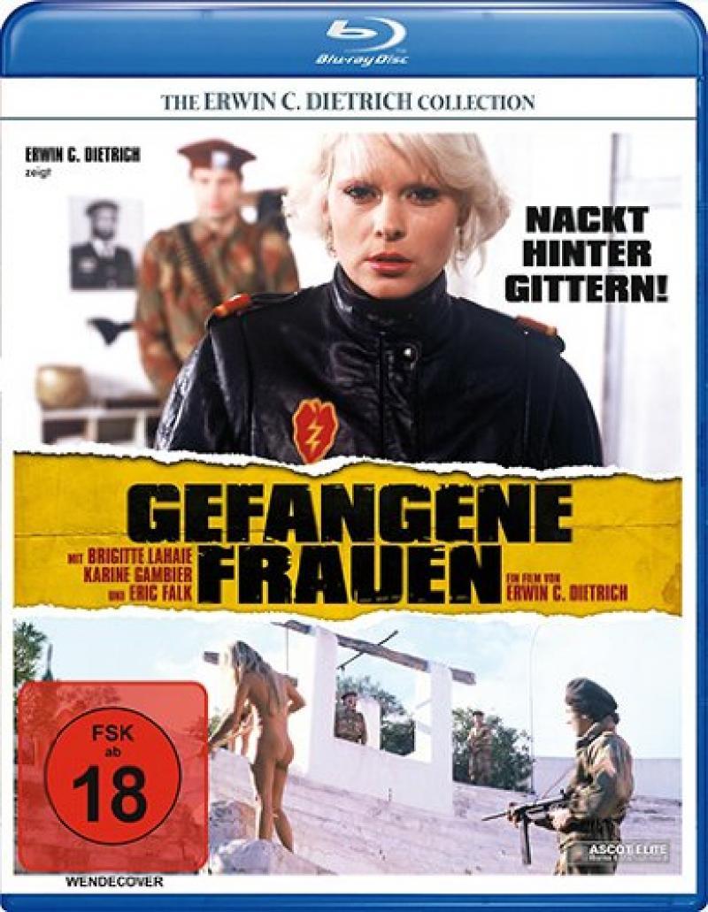 Gefangene Frauen (Spielfilm, DVD/Blu-Ray)