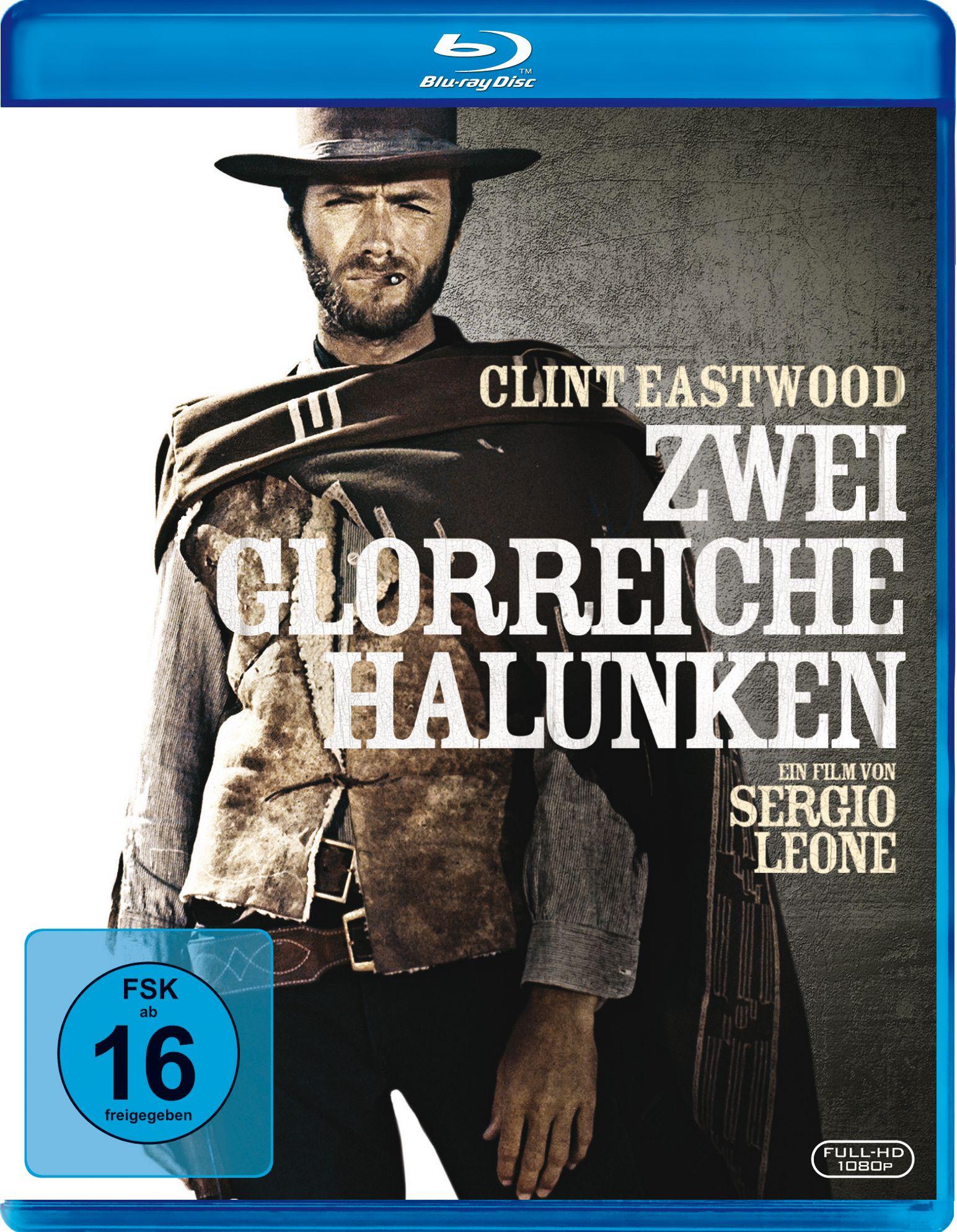 Zwei glorreiche Halunken (Spielfilm, DVD/Blu-Ray)