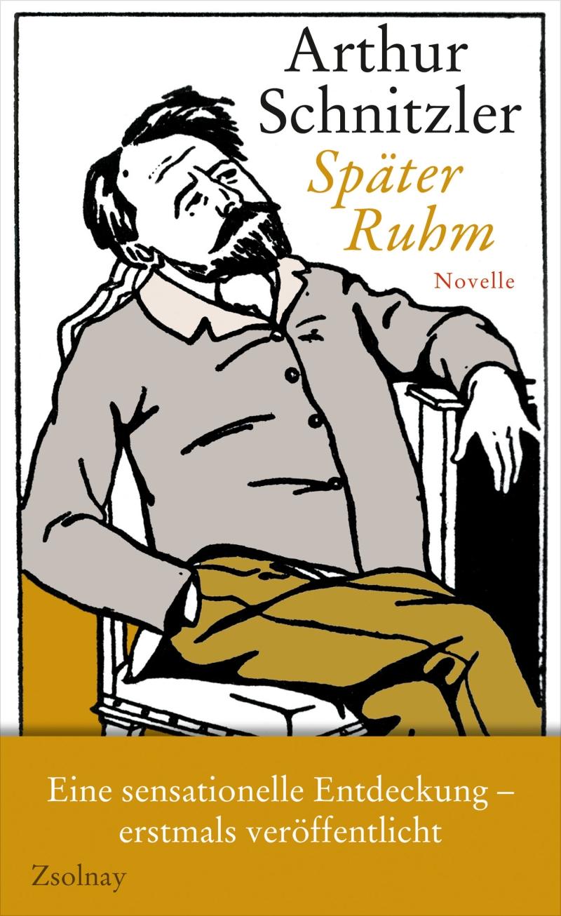 Arthur Schnitzler – Später Ruhm (Buch)