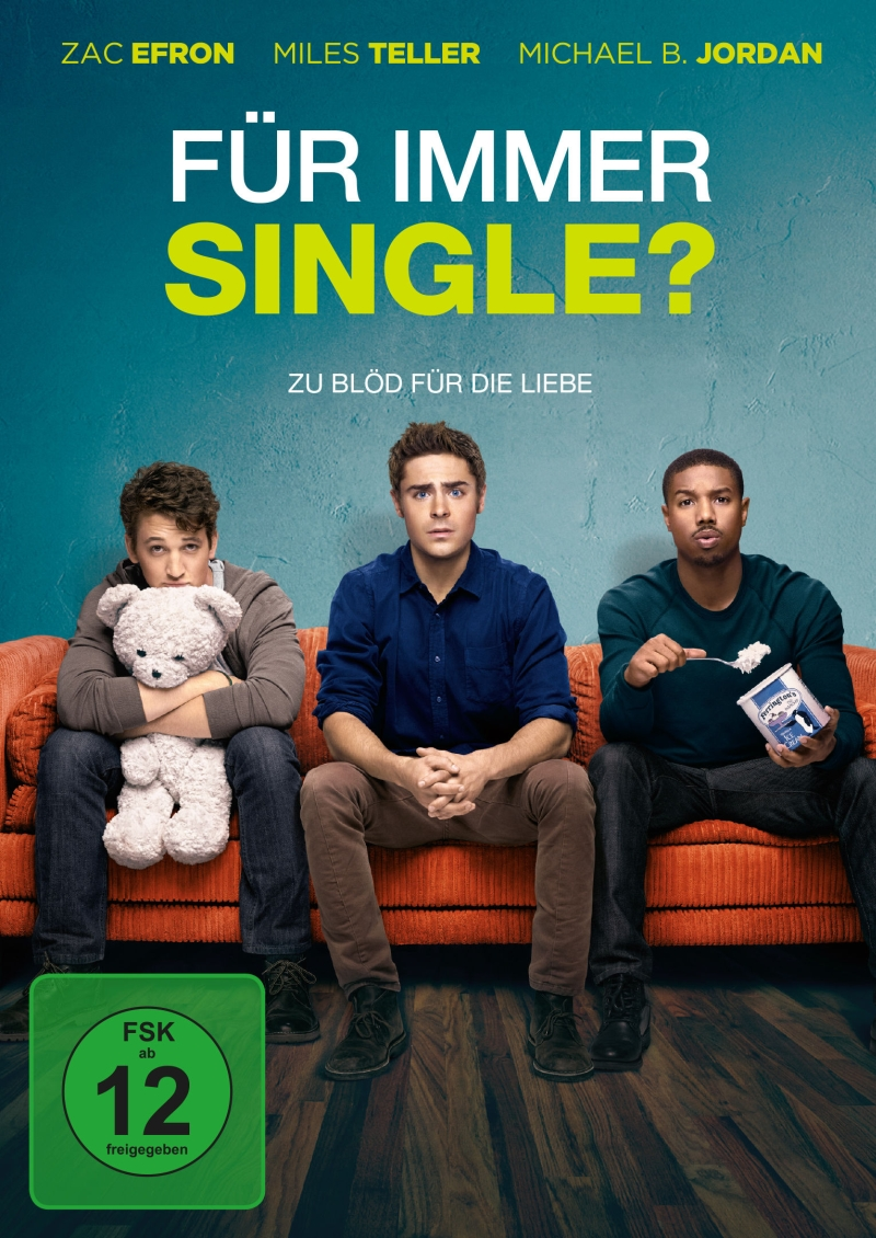 Für immer Single? (Spielfilm, DVD/BluRay)