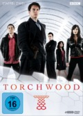 Torchwood Staffel 2 Cover © BBC Germany/polybandtorchwood-s2-cover