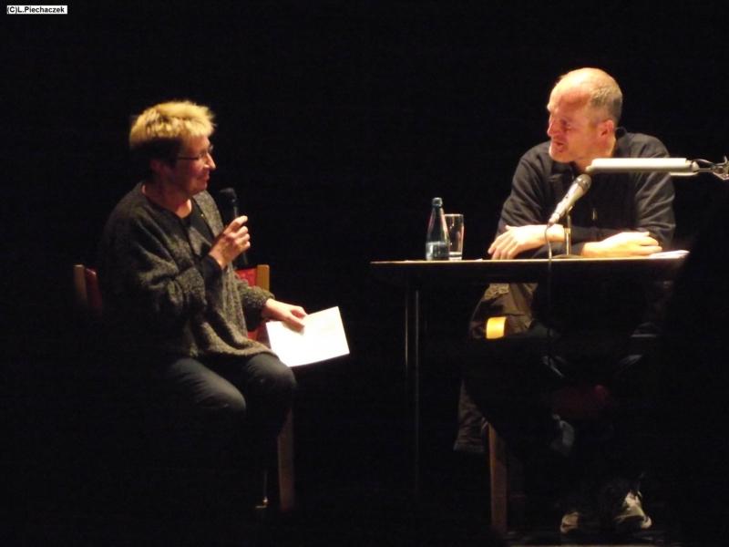 Lesung: Robert Seethaler im Filmstudio Glückauf, Essen, 16. Oktober 2014