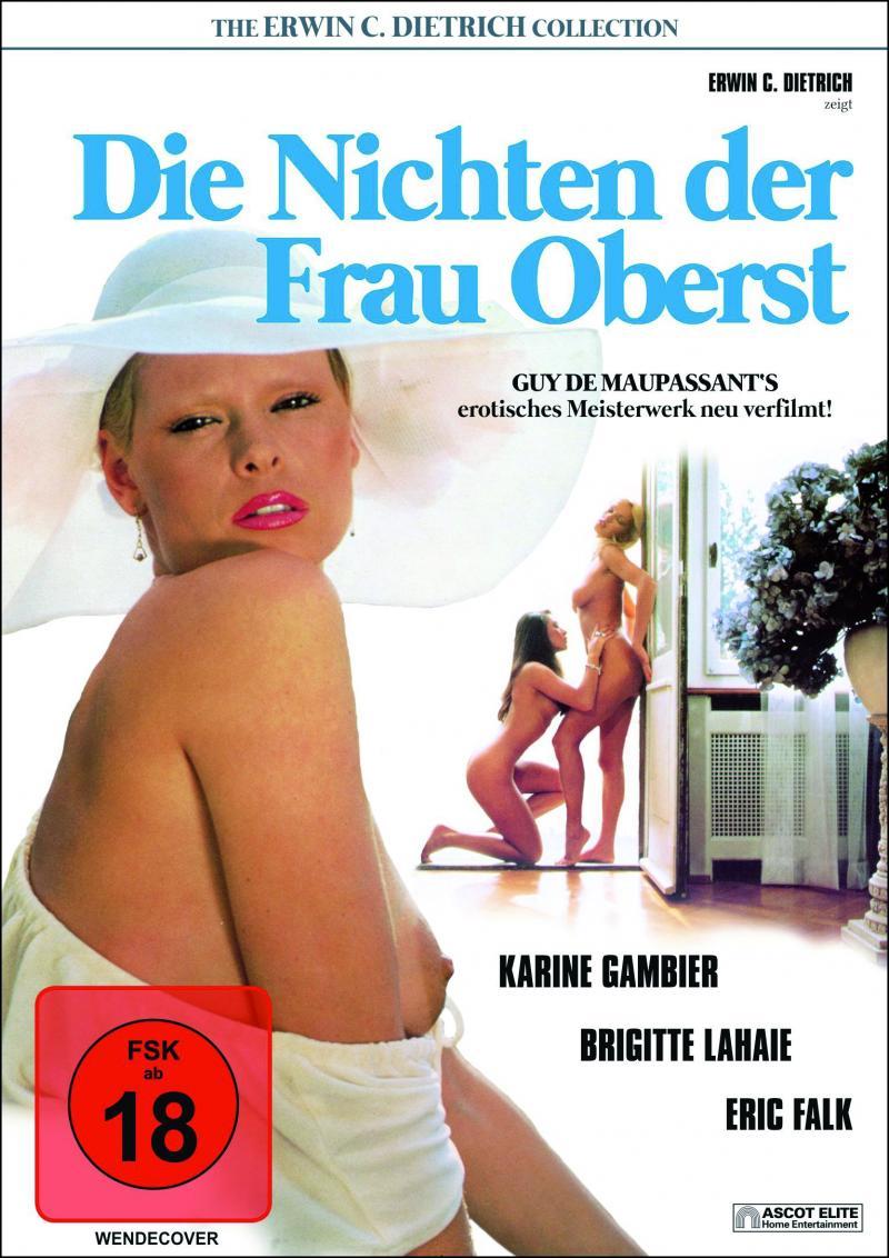Die Nichten der Frau Oberst (Spielfilm, DVD/Blu-Ray)