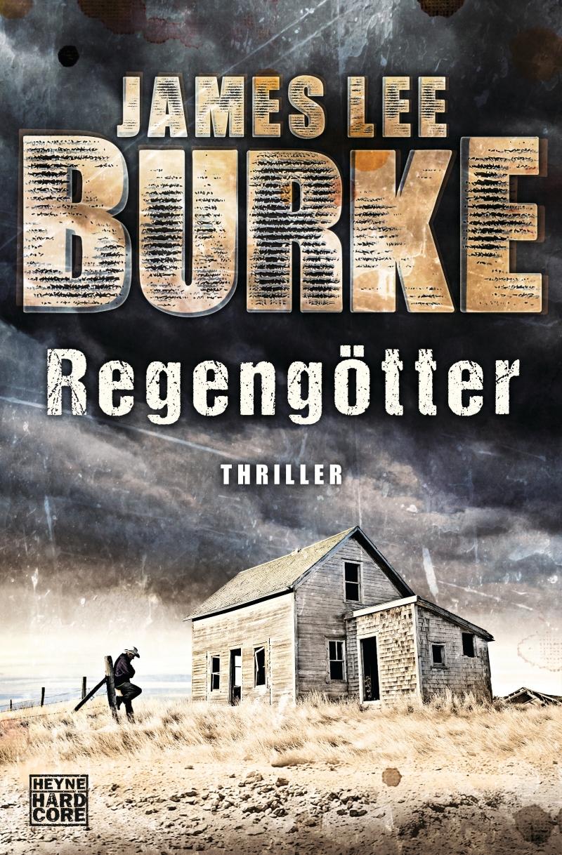 James Lee Burke – Regengötter (Buch)