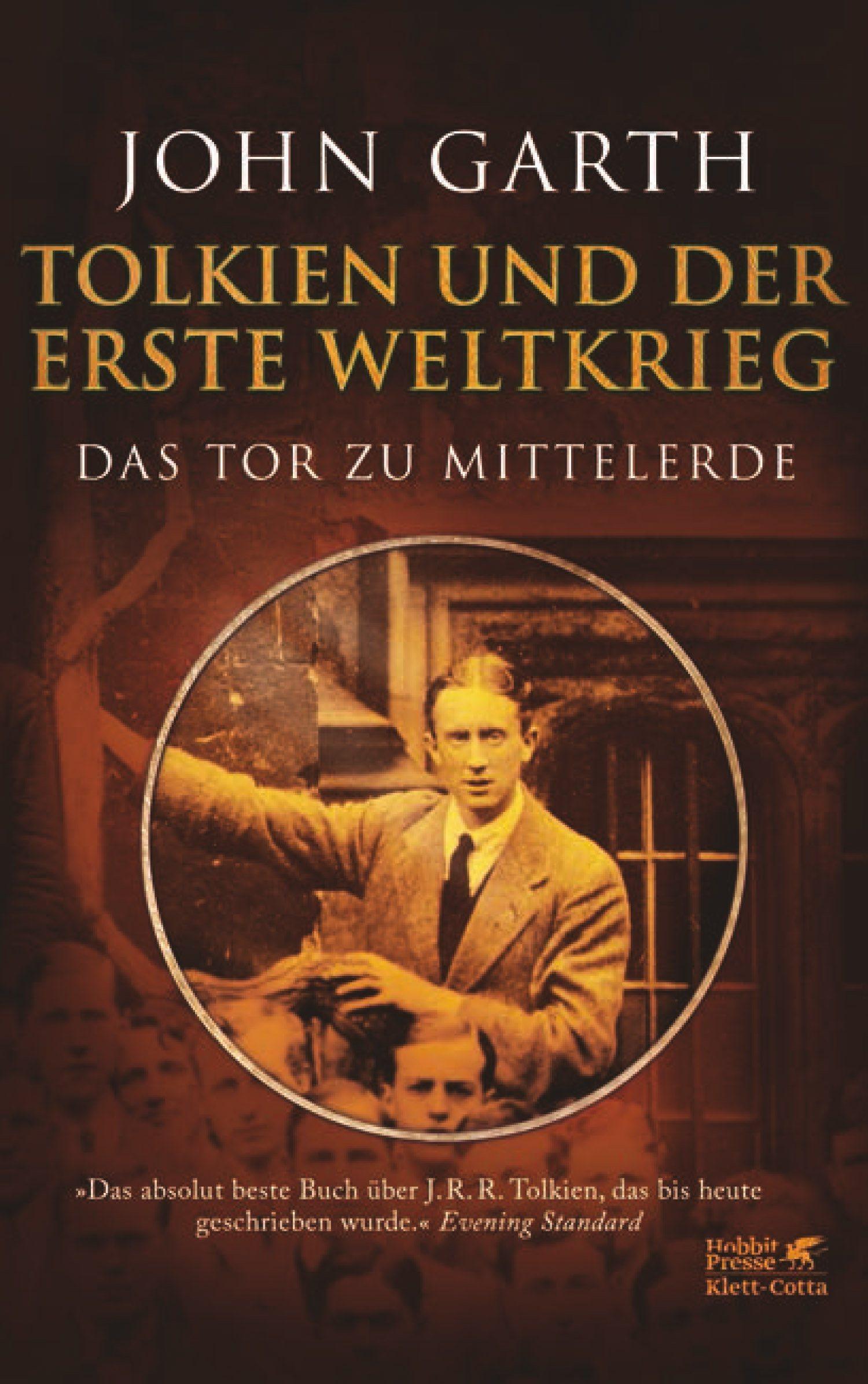John Garth – Tolkien und der Erste Weltkrieg (Buch)