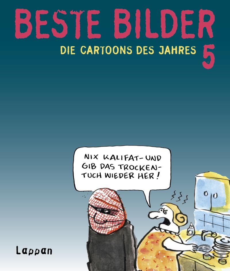 Wolfgang Kleinert & Dieter Schwalm – Beste Bilder – Die Cartoons des Jahres 5