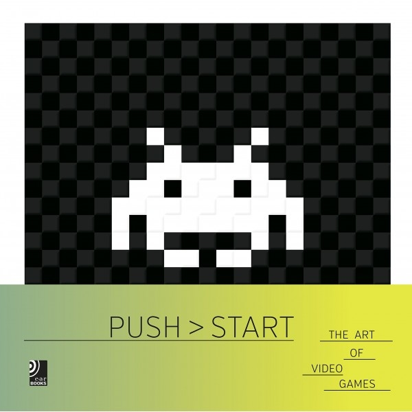 Prof. Dr. Stefan Günzel – PUSH > START – The Art Of Video Games (Buch, 10″ Vinyl, earBOOK)