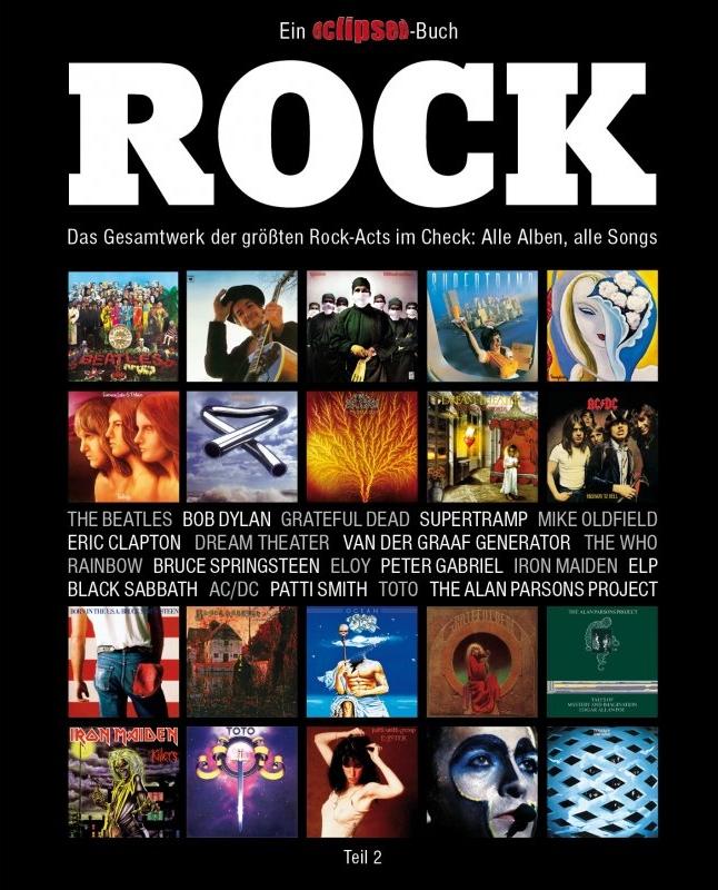 eclipsed (Hrsg.) – Rock, Teil 2 (Buch)