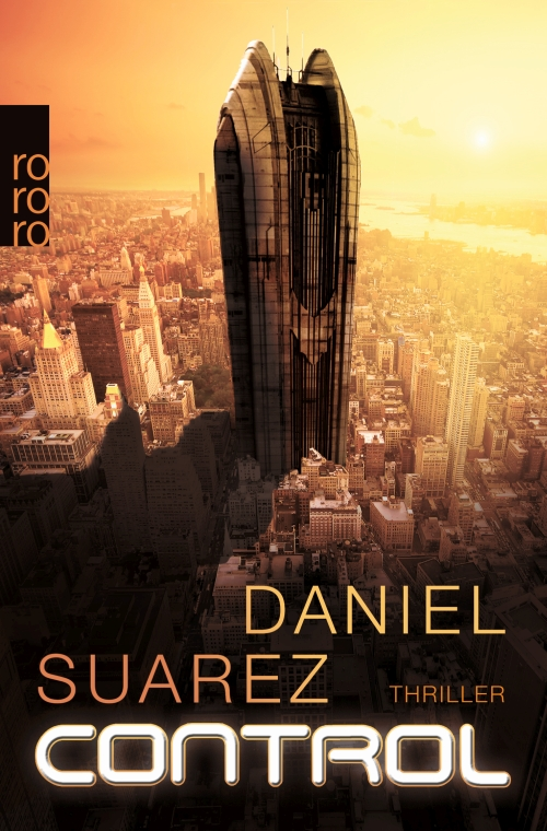 Daniel Suarez – Control (Buch)