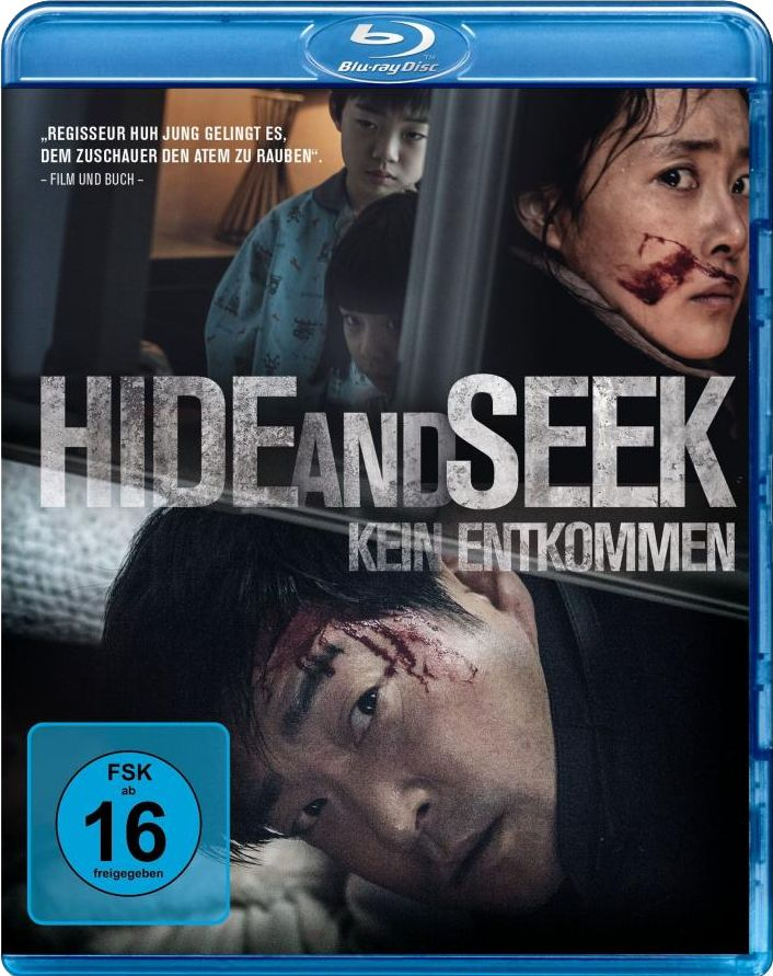 Hide And Seek (Spielfilm, DVD/Blu-Ray)