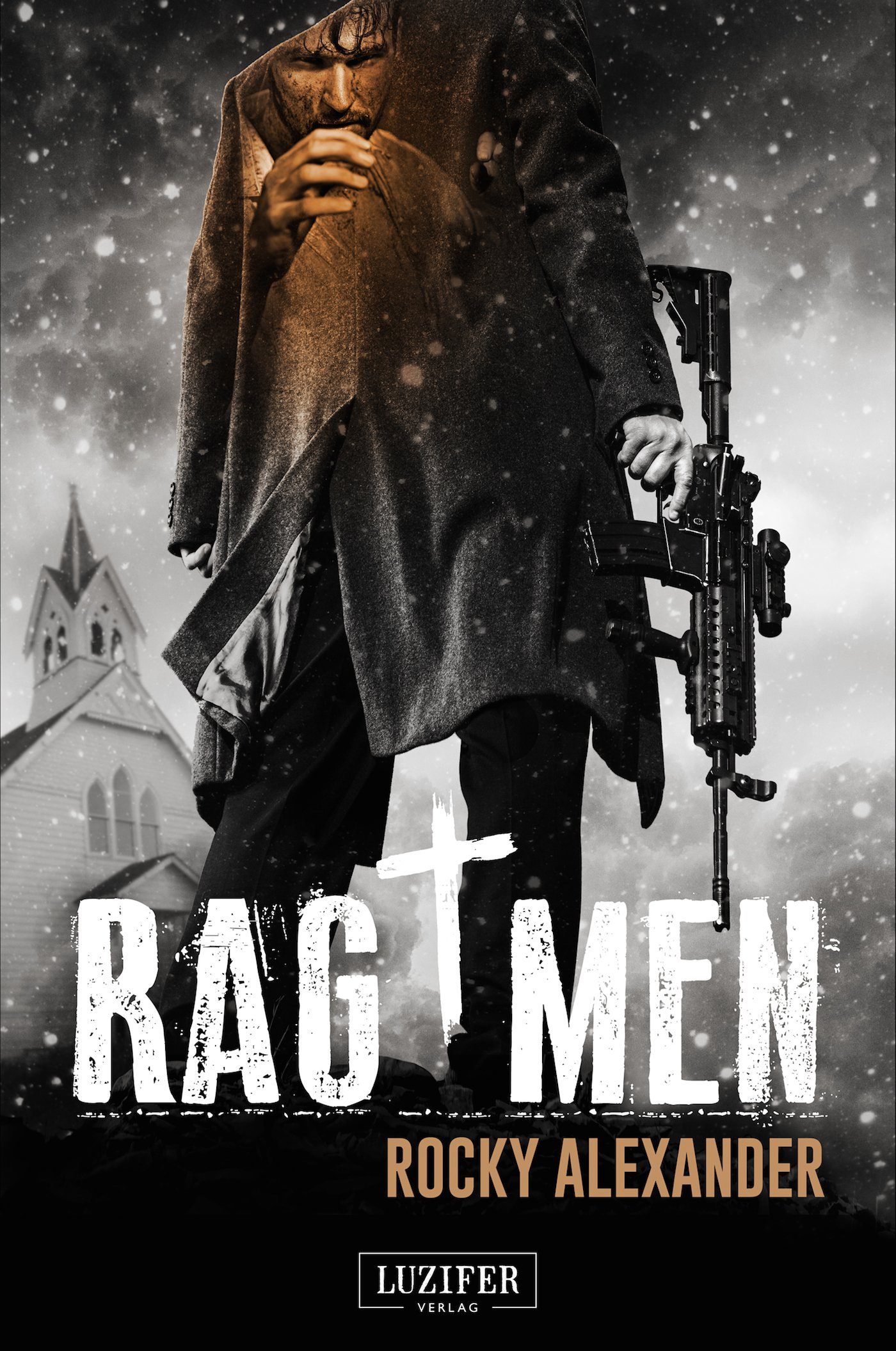 Rocky Alexander – Rag Men (Buch)