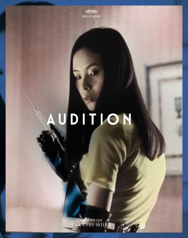 Audition (Spielfilm, Blu-Ray)