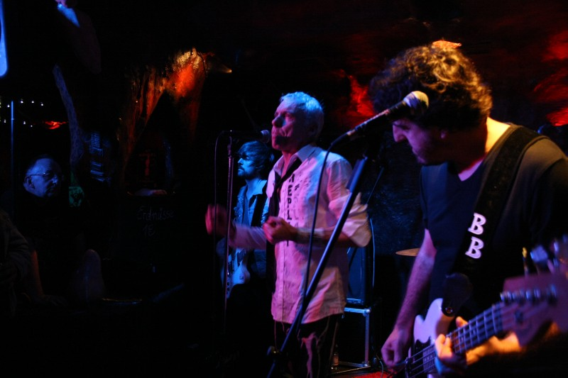 Konzertbericht: T. V. Smith & The Bored Teenagers, 25.10.2014, Freak Show, Essen