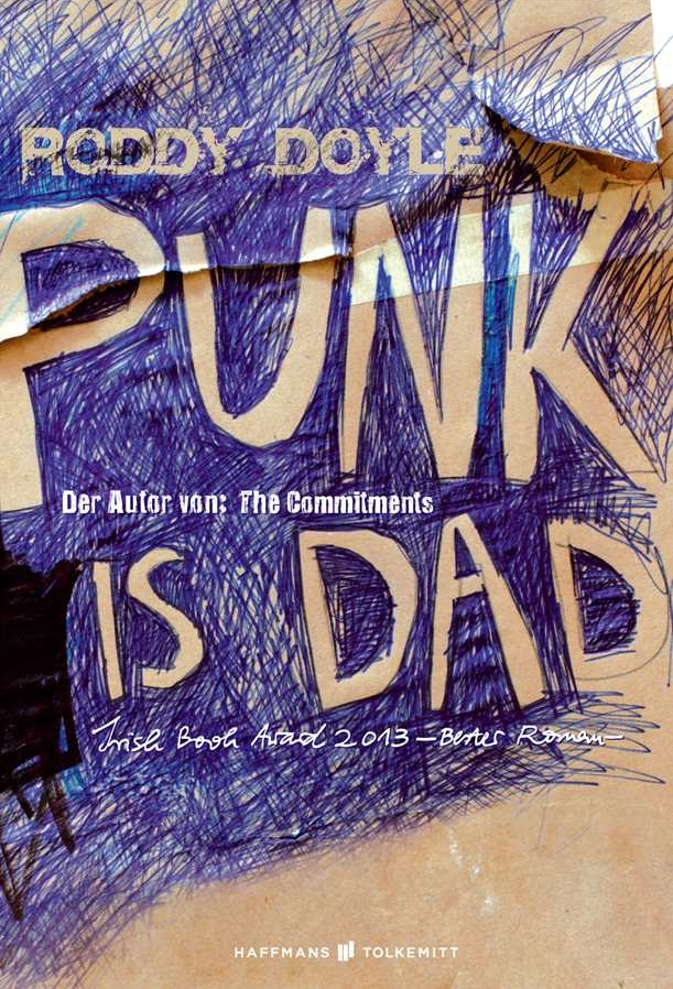 Roddy Doyle – Punk is Dad (Buch)